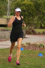 5km parkrun after 2 rounds of chemo