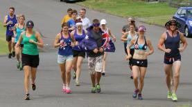 CrossFit on Australia Day 2014