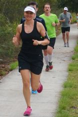 5km parkrun after 2 round of chemo