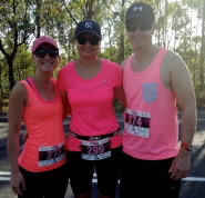 5km Fun Run Pink